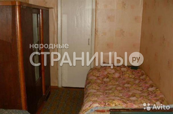 2-комнатная квартира, 46.0 м²,  1/5 эт. Кирпичный дом
