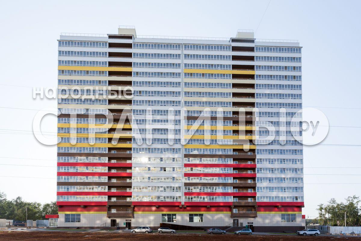 1-комнатная квартира, 43.36 м²,  17/17 эт. Панельный дом