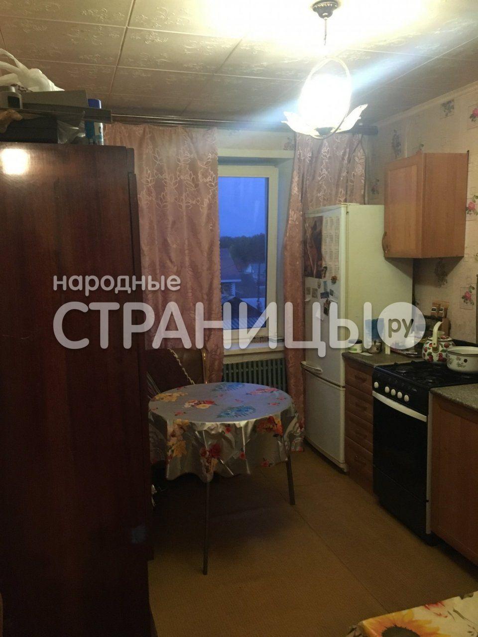 1-комнатная квартира, 32.4 м²,  1/3 эт. Кирпичный дом