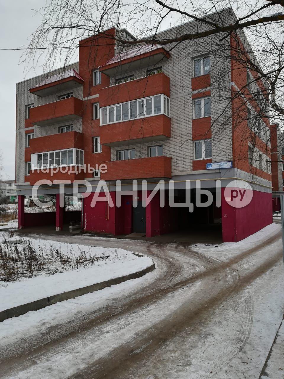 2-комнатная квартира, 48.1 м²,  2/3 эт. Кирпичный дом