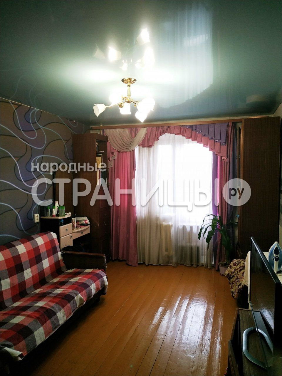 2-к квартира на продажу