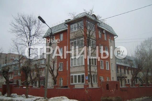 3-комнатная квартира, 103.0 м²,  3/3 эт. Кирпичный дом