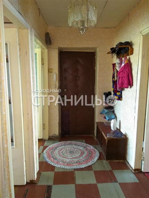 4-к квартира на продажу