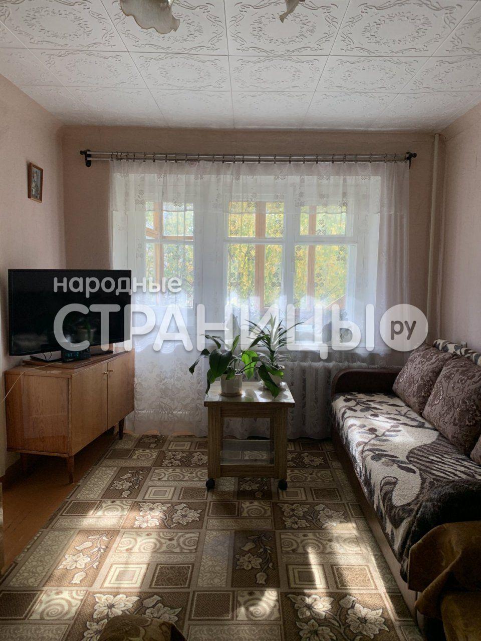 2-комнатная квартира, 42.0 м²,  5/5 эт. Кирпичный дом