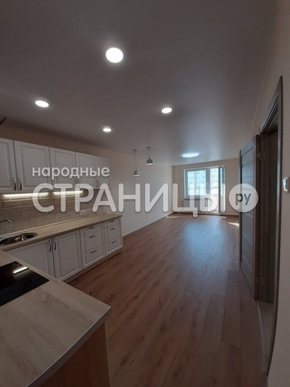 2-комнатная квартира, 47.3 м²,  17/17 эт. Панельный дом