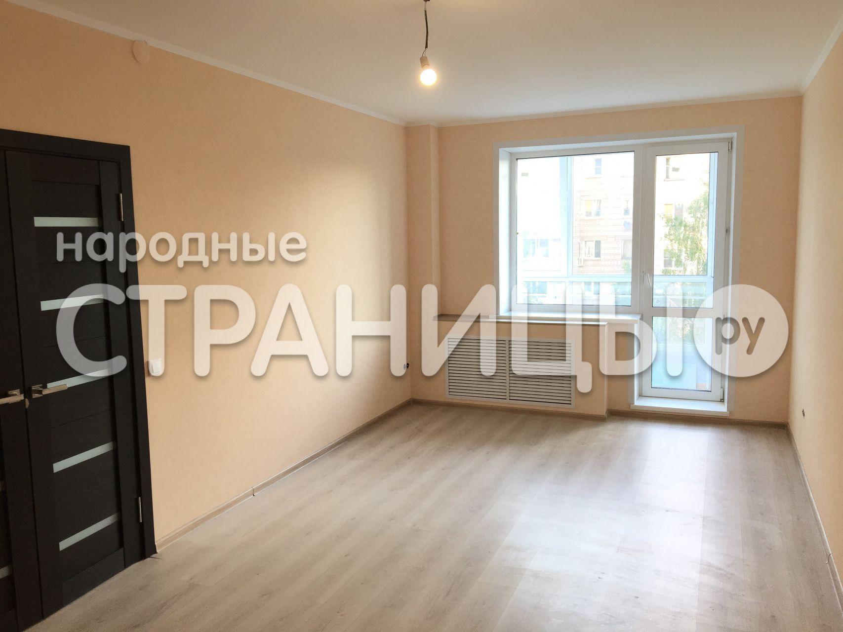 1-комнатная квартира, 44.0 м²,  5/8 эт. Кирпичный дом