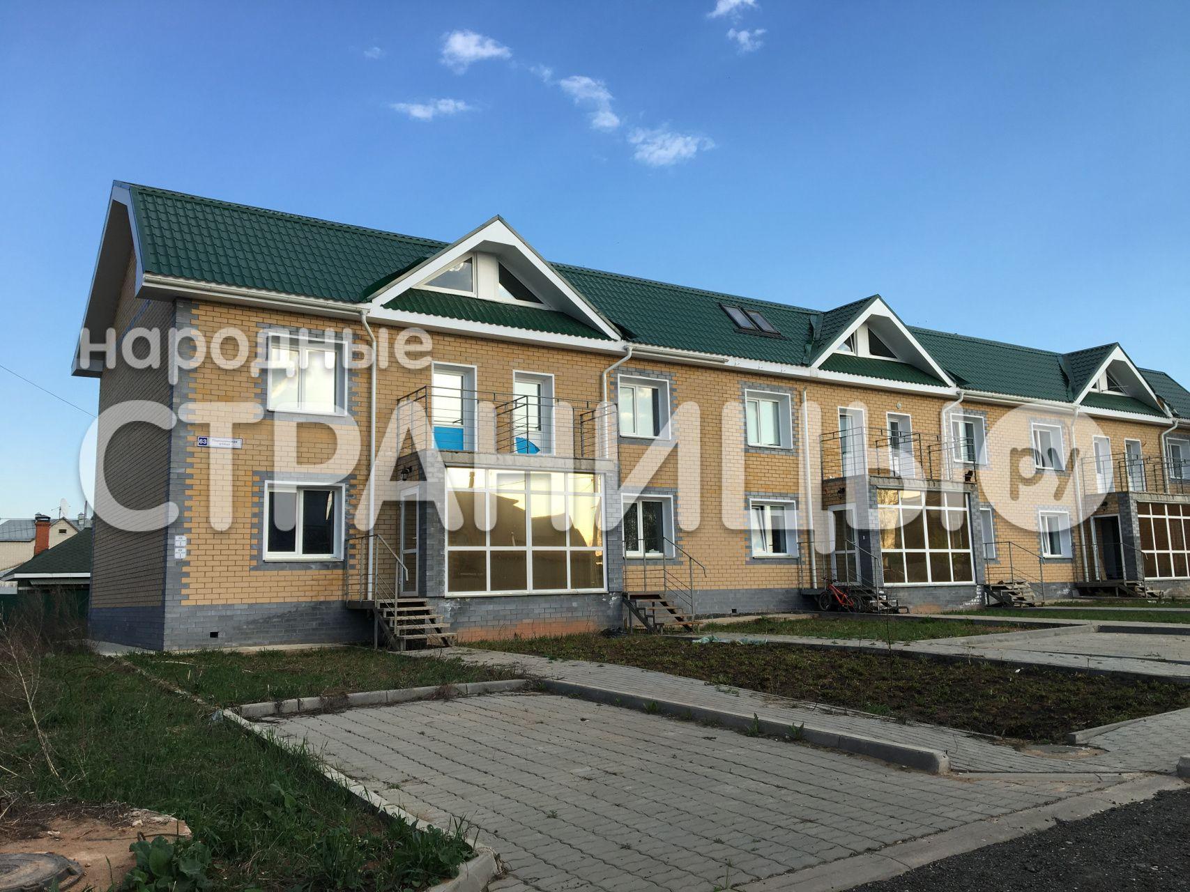 Дом 145.9 кв.м. 3 эт.  Кирпичный