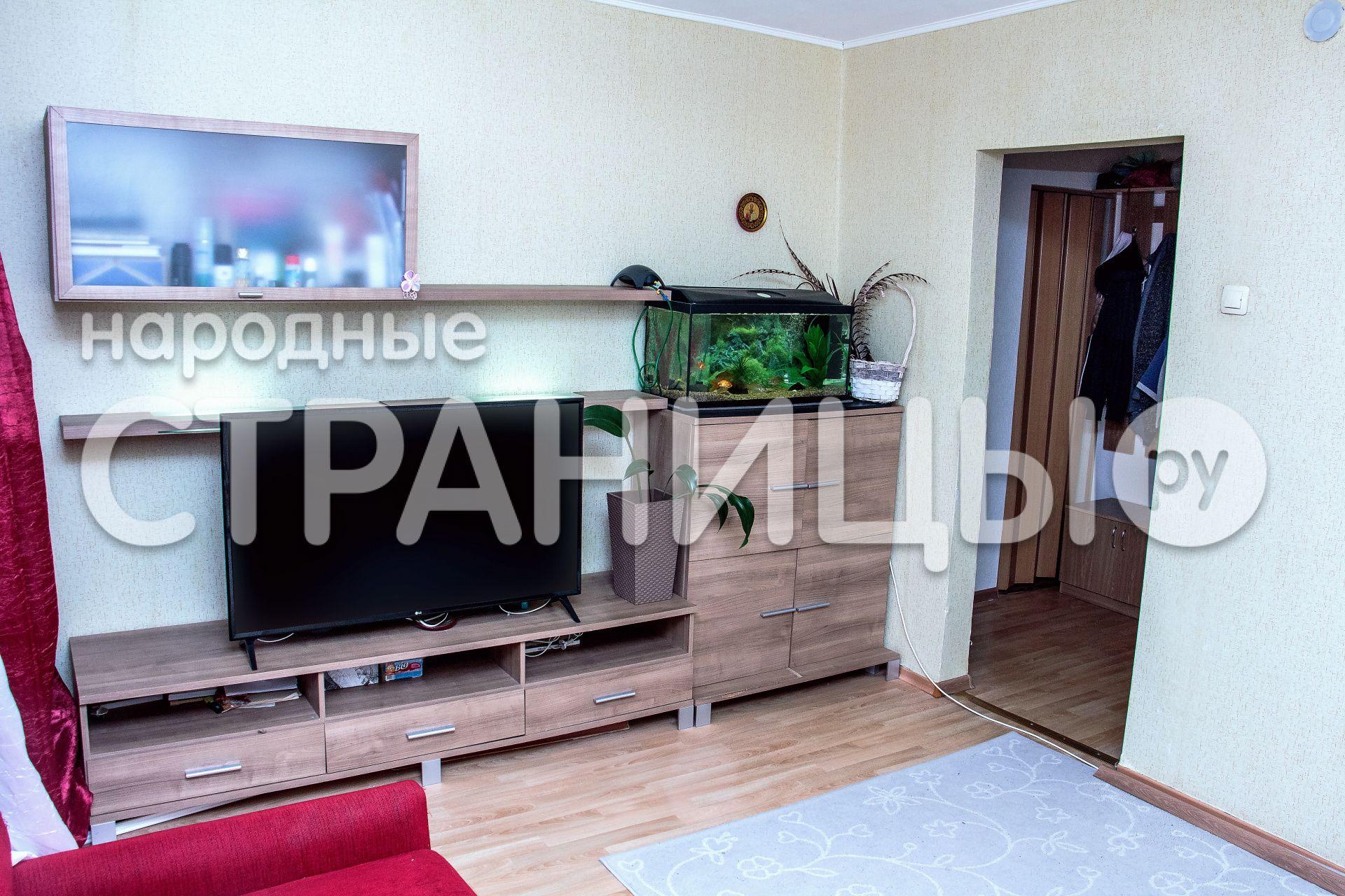 1-комнатная квартира, 28.2 м²,  3/9 эт. Кирпичный дом