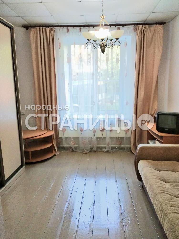 1-к квартира, 21.0 м²,  1/2 эт.  дом