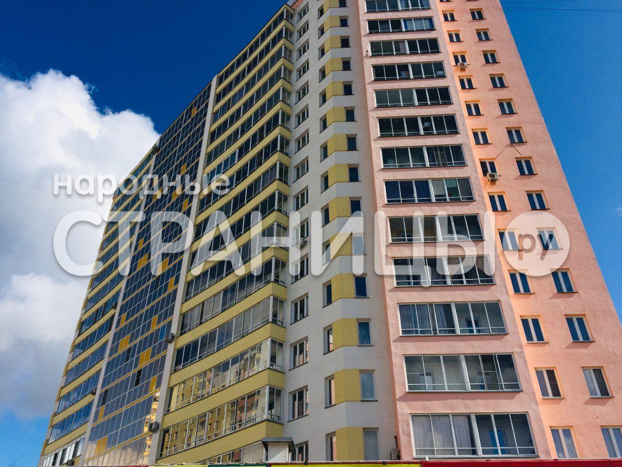 1-к квартира, 33.0 м²,  14/17 эт. Кирпичный дом