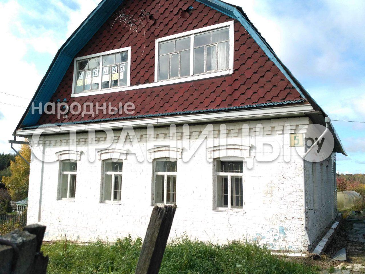 Дом 111.2 кв.м. 2 эт.  Кирпичный