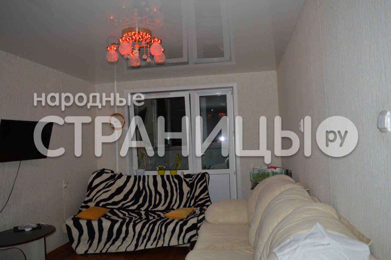 2-комнатная квартира, 41.0 м²,  17/19 эт. Панельный дом