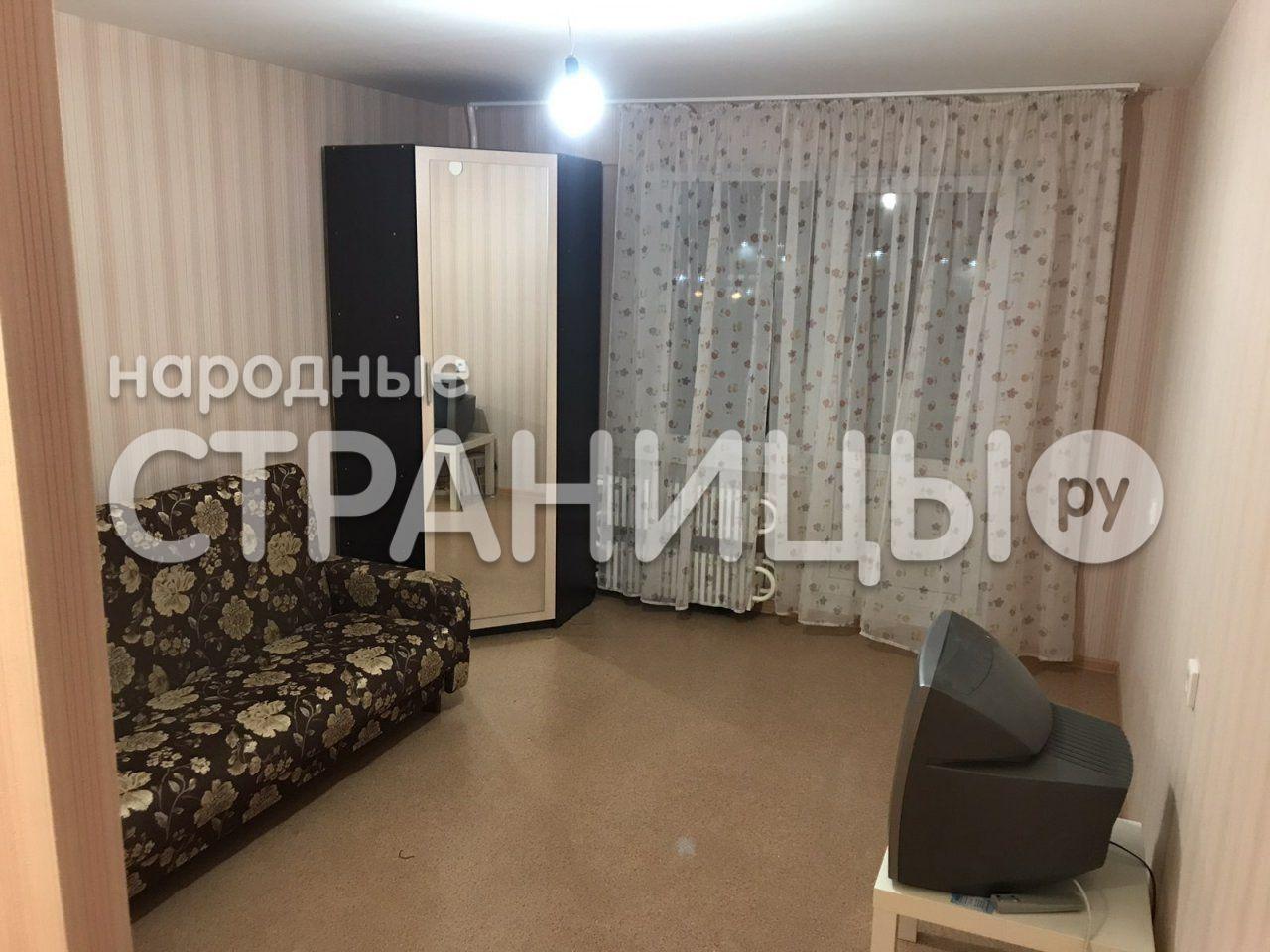 1-комнатная квартира, 25.2 м²,  4/16 эт. Кирпичный дом