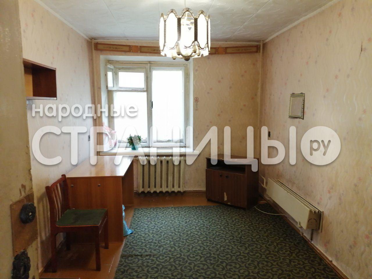 Комната в 4-к кв. 2 этаж, 100.0 кв.м.