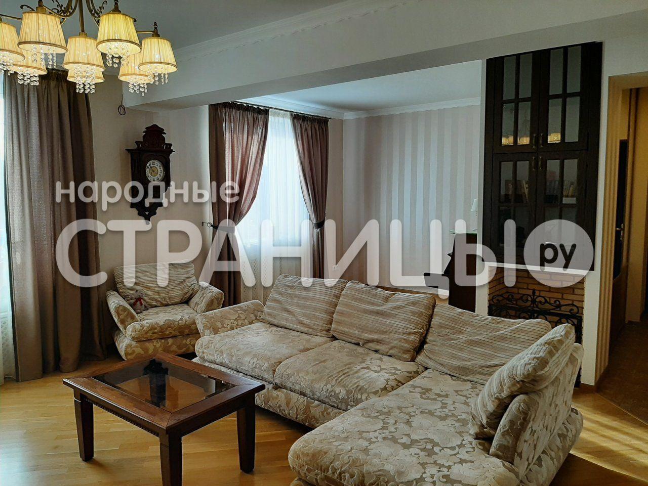 2-комнатная квартира, 72.0 м²,  5/5 эт. Кирпичный дом