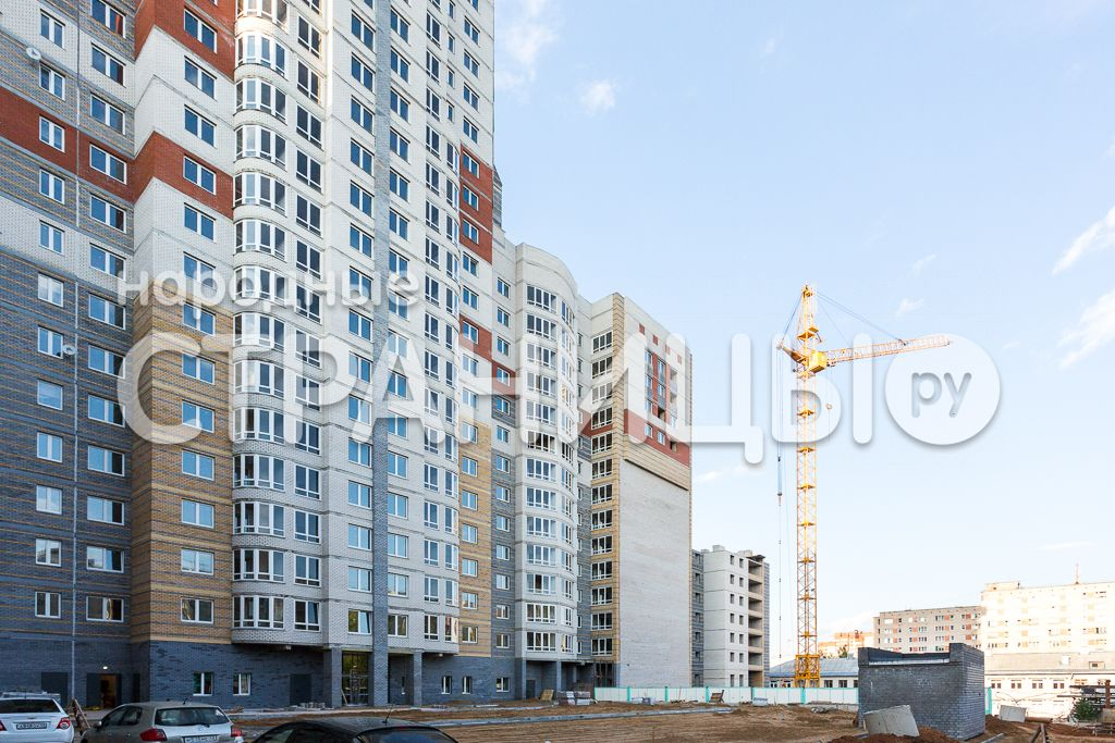 2-комнатная квартира, 70.3 м²,  10/15 эт. Кирпичный дом, Новостройка