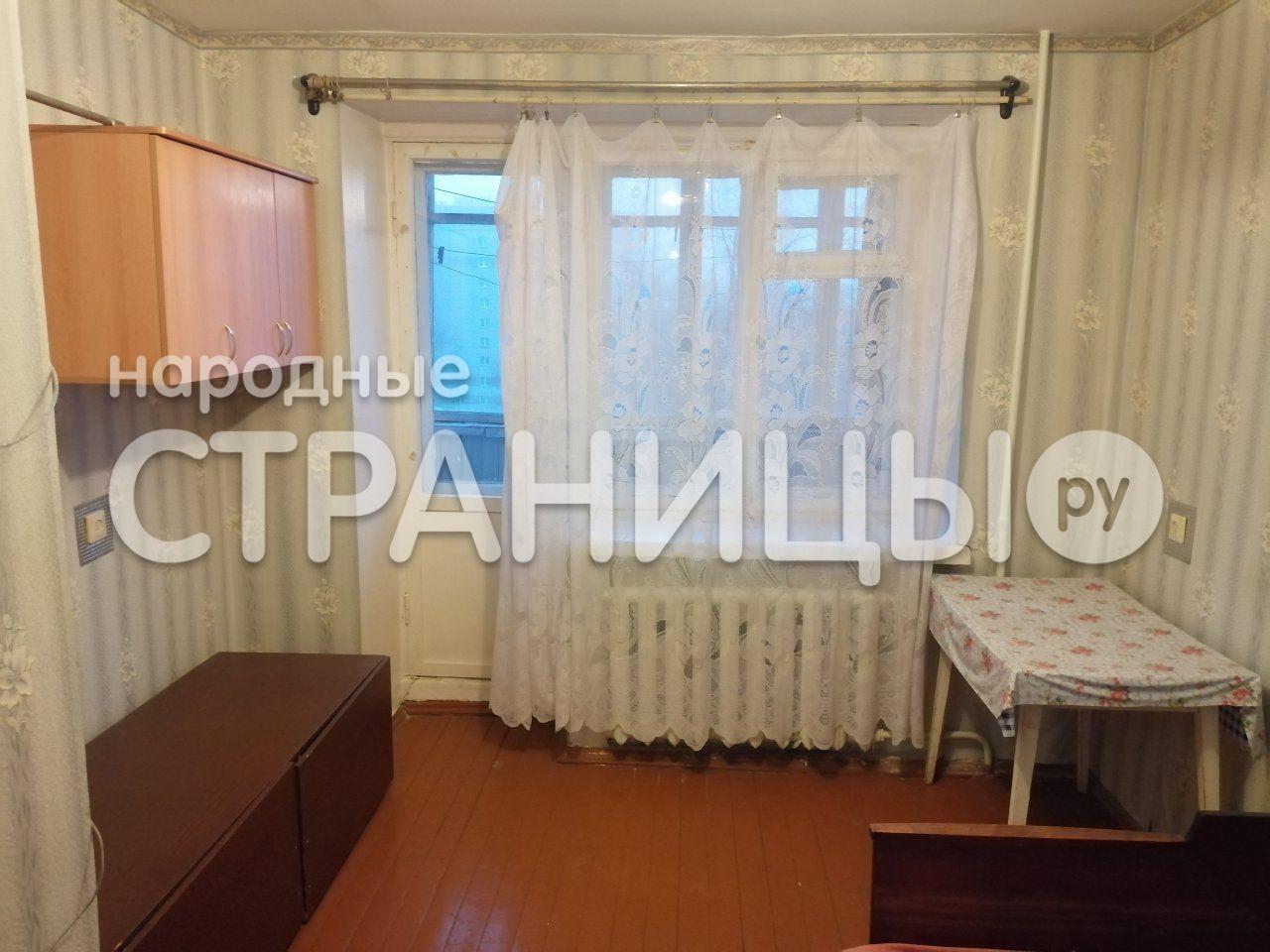 1-комнатная квартира, 19.9 м²,  1/1 эт. Кирпичный дом