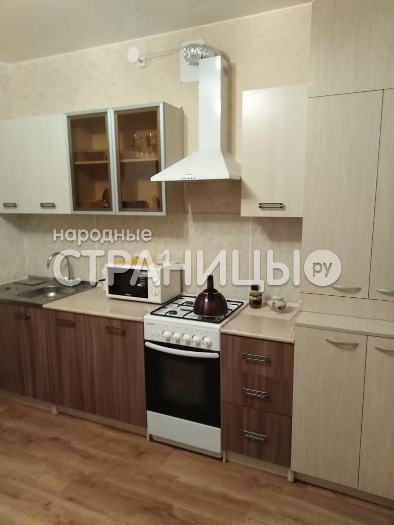 1-комнатная квартира, 31.0 м²,  3/3 эт. Кирпичный дом