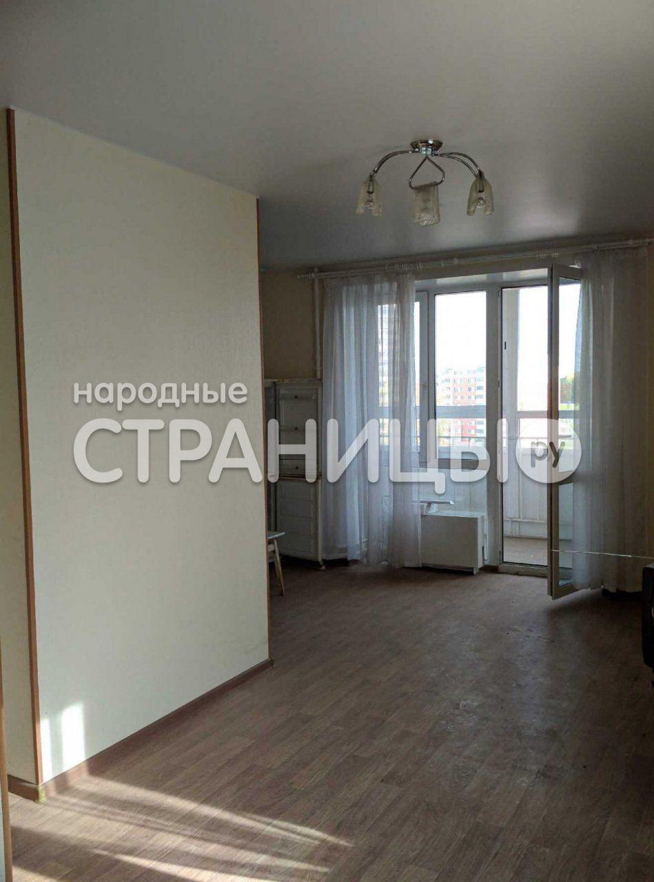 1-комнатная квартира, 28.0 м²,  7/10 эт. Кирпичный дом