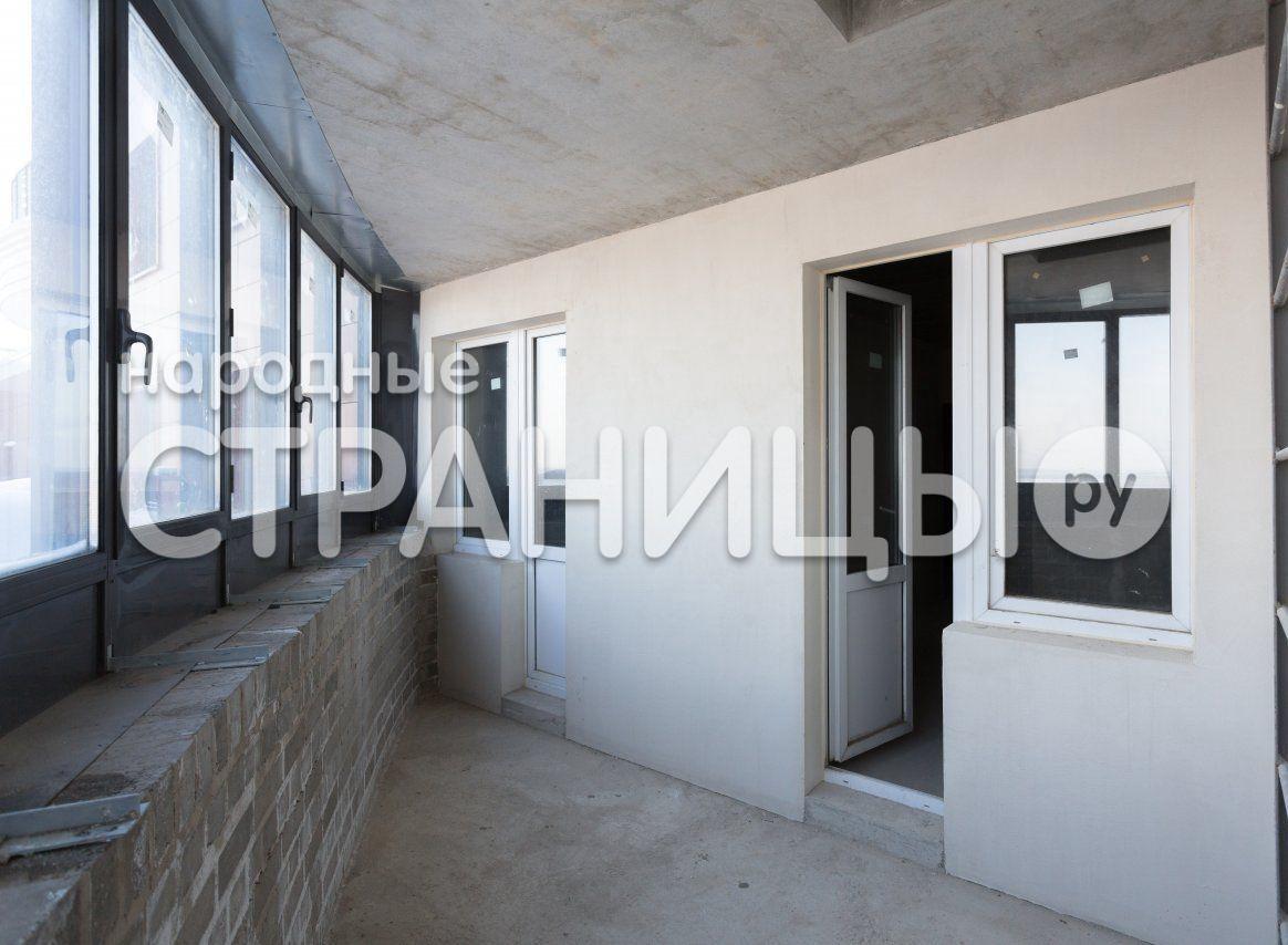 1-комнатная квартира, 44.0 м²,  20/25 эт. Монолитный дом