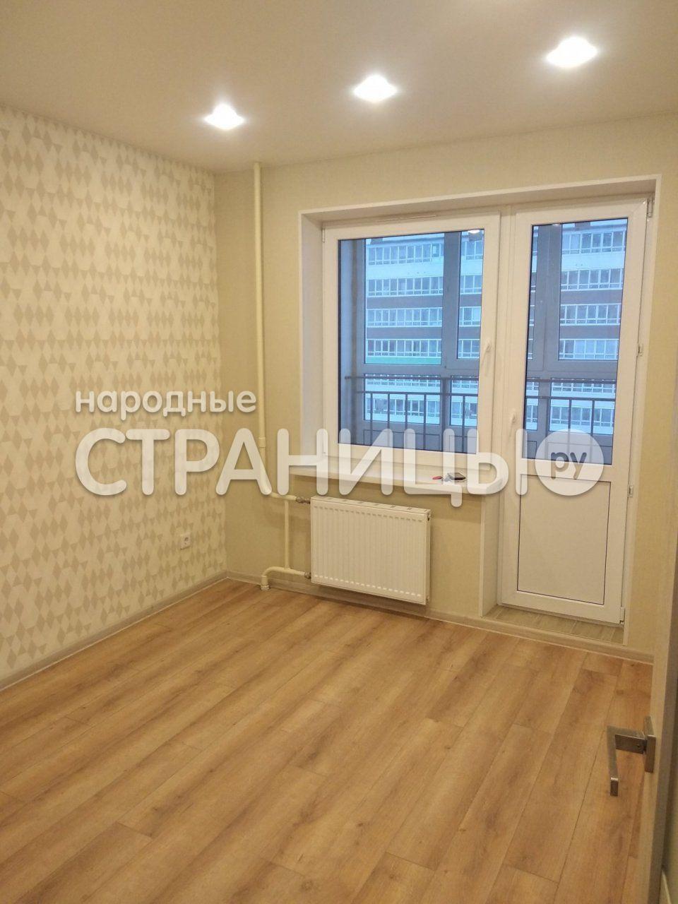 2-комнатная квартира, 44.2 м²,  1/1 эт. Панельный дом