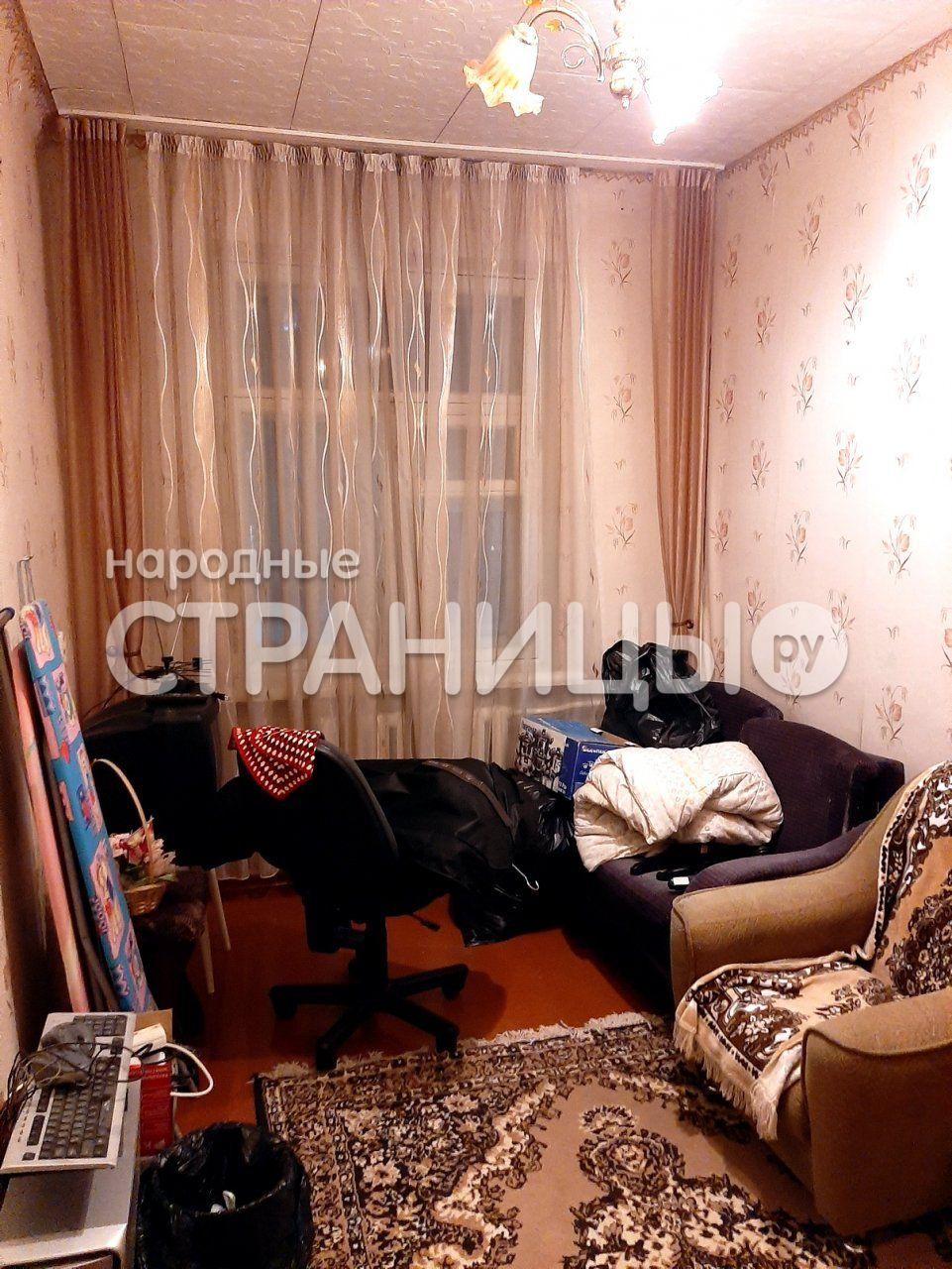 Комната в 4-к кв. 2 этаж, 70.4 кв.м.