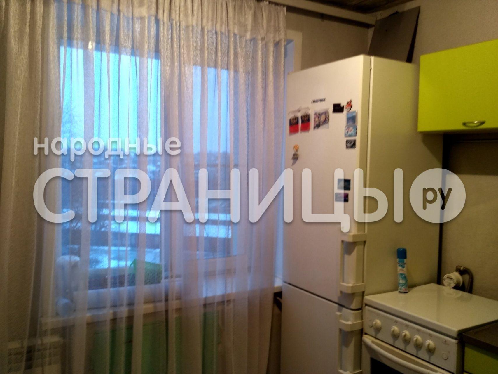 2-комнатная квартира, 40.0 м²,  5/5 эт. Кирпичный дом