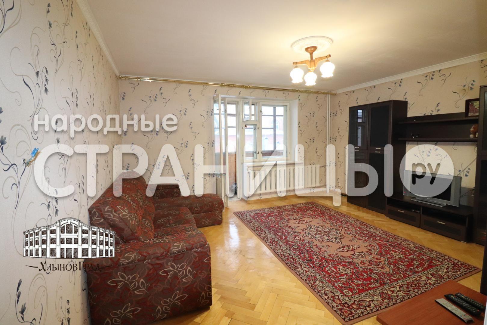 2-комнатная квартира, 70.0 м²,  3/4 эт. Кирпичный дом