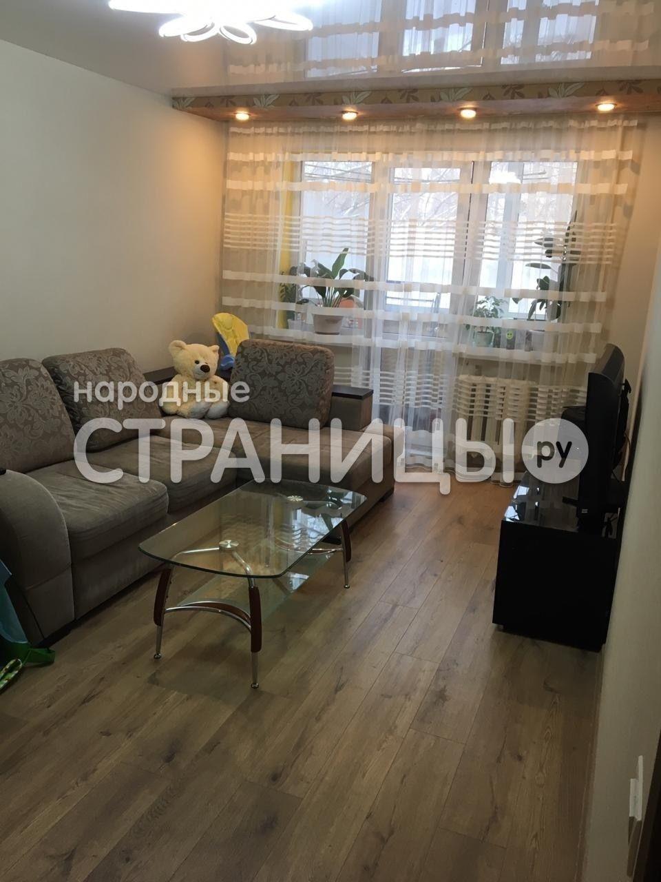 3-комнатная квартира, 58.2 м²,  4/5 эт. Панельный дом