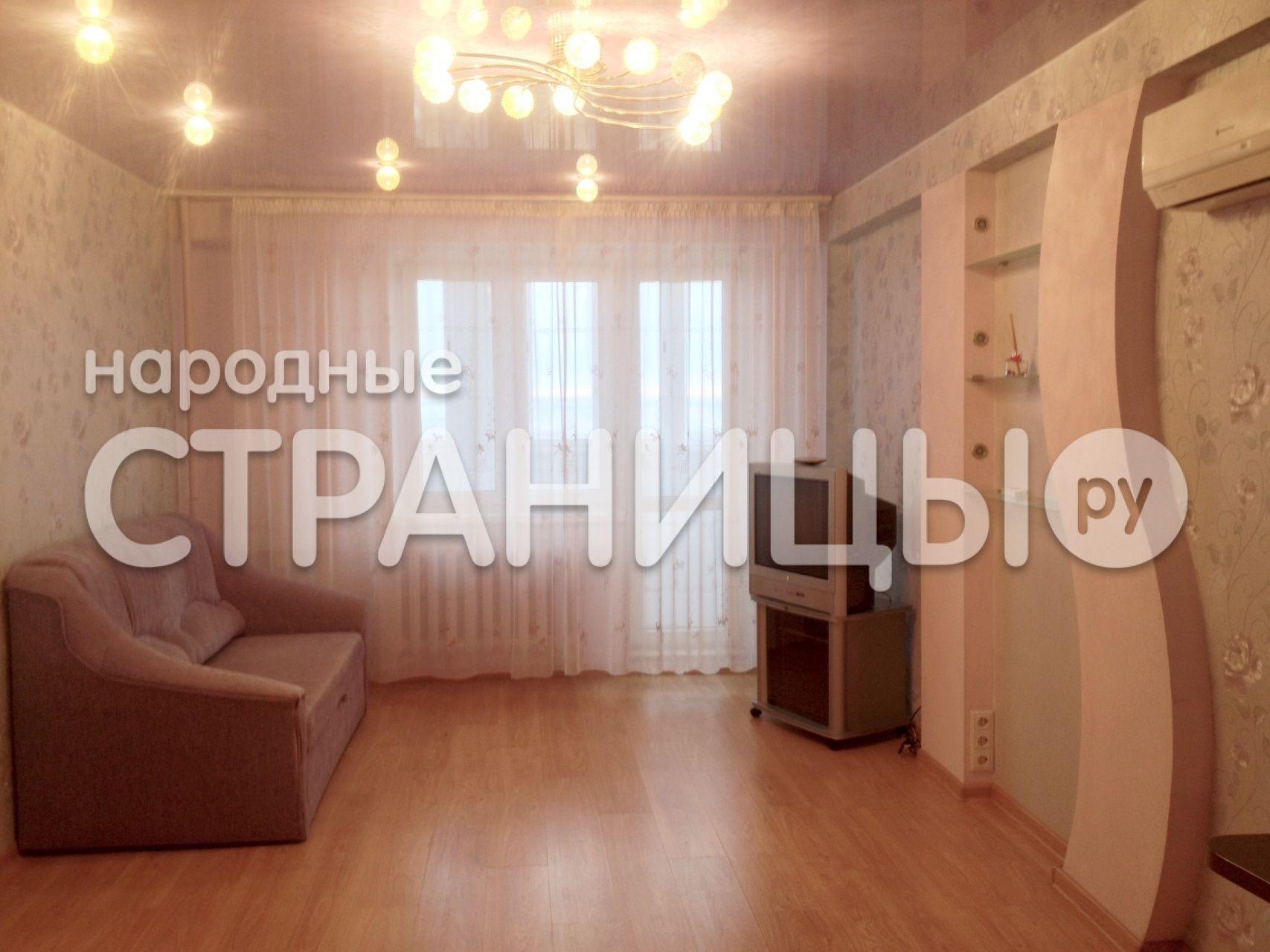1-комнатная квартира, 38.0 м²,  14/16 эт. Кирпичный дом
