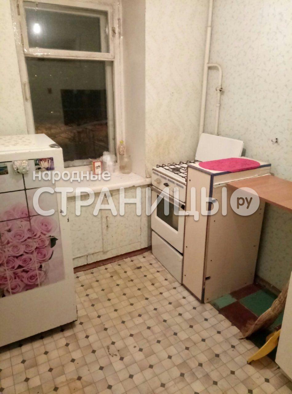 1-комнатная квартира, 20.0 м²,  3/9 эт. Кирпичный дом, Вторичное жилье