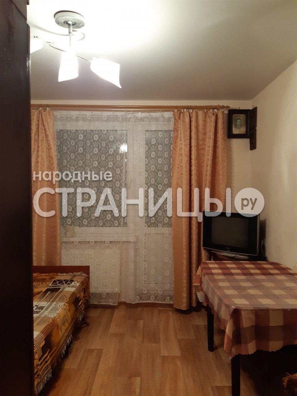 2-комнатная квартира, 45.6 м²,  2/17 эт. Панельный дом