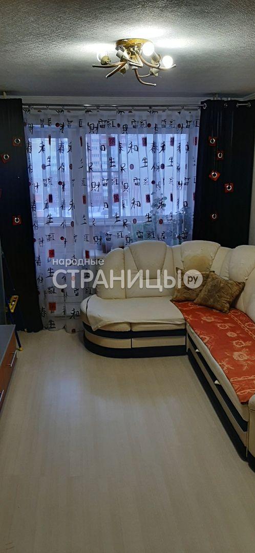 2-комнатная квартира, 50.9 м²,  8/10 эт. Панельный дом