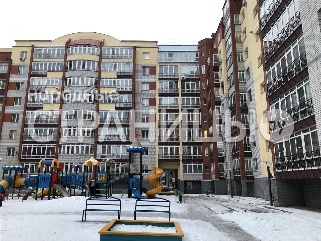 4-комнатная квартира, 97.0 м²,  3/9 эт. Кирпичный дом