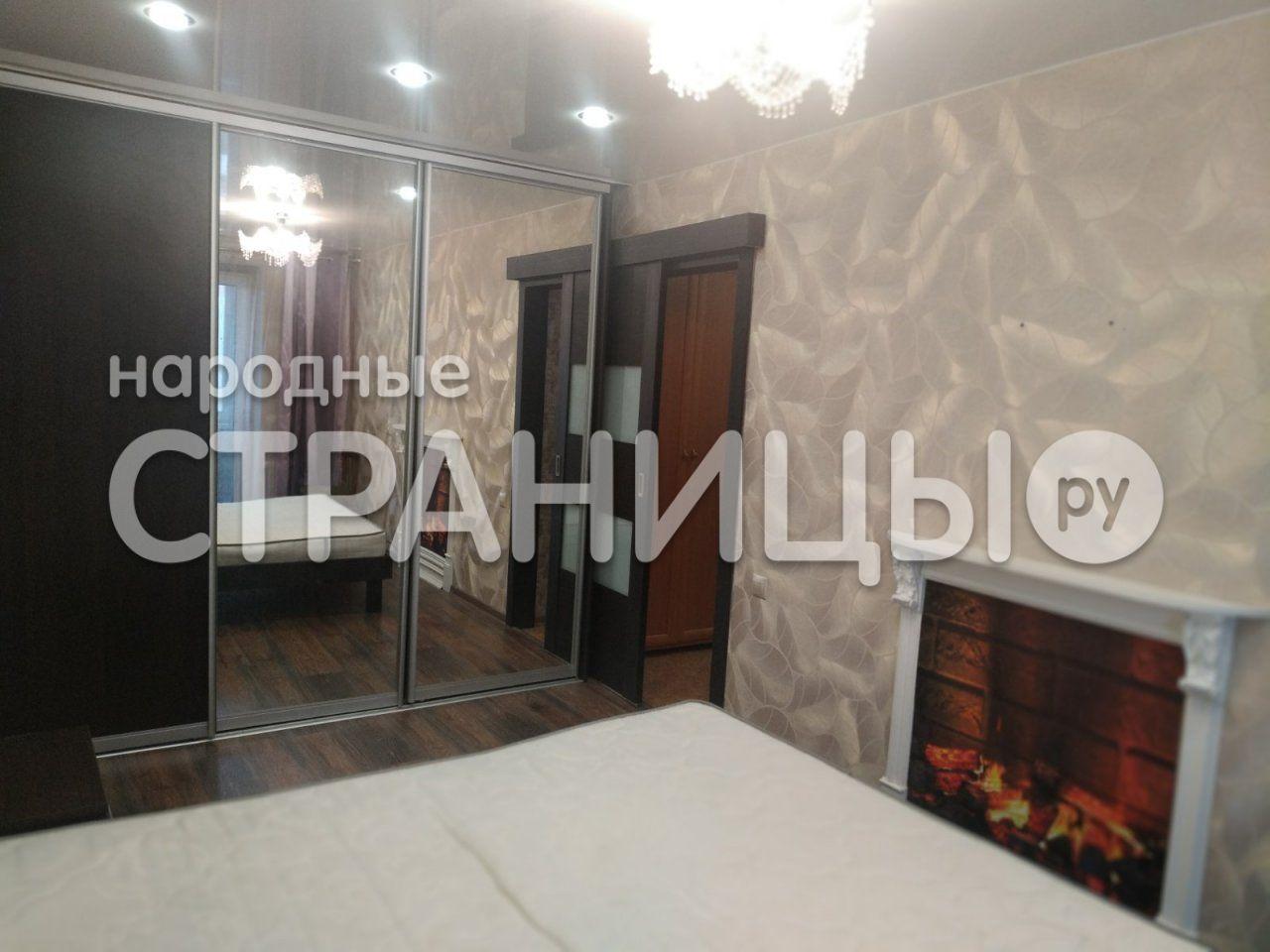 2-комнатная квартира, 47.3 м²,  4/9 эт. Кирпичный дом