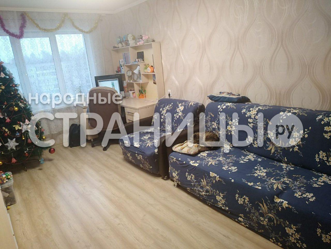 2-комнатная квартира, 53.0 м²,  5/5 эт. Панельный дом