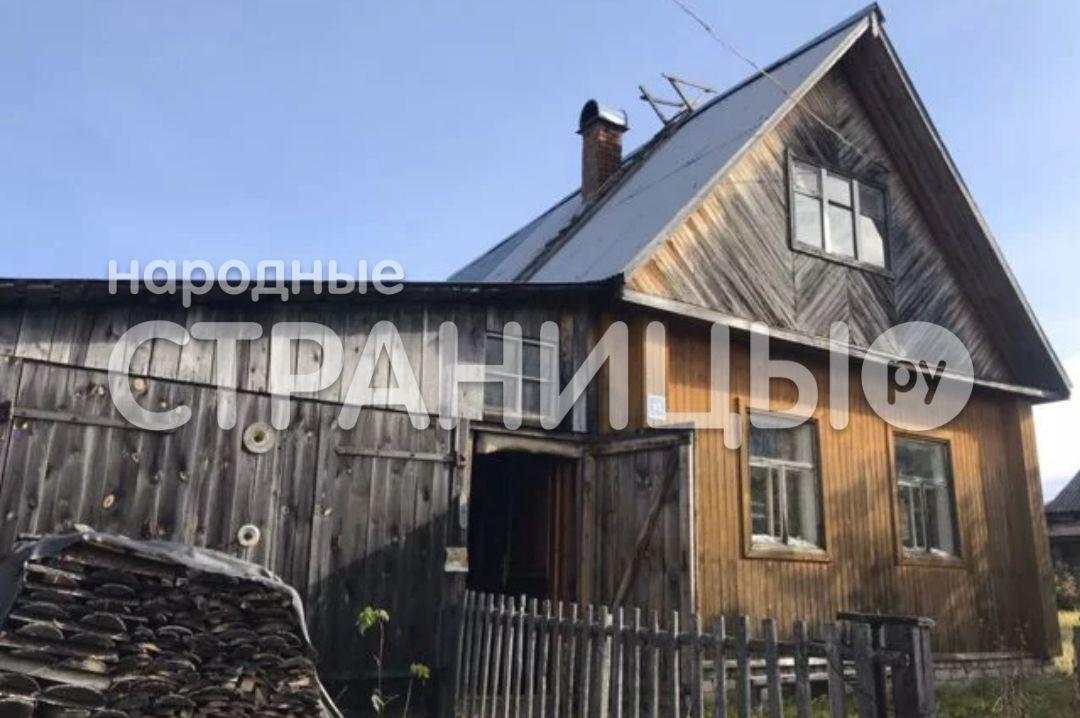 Дом 51.0 кв.м. 1 эт.  Деревянный