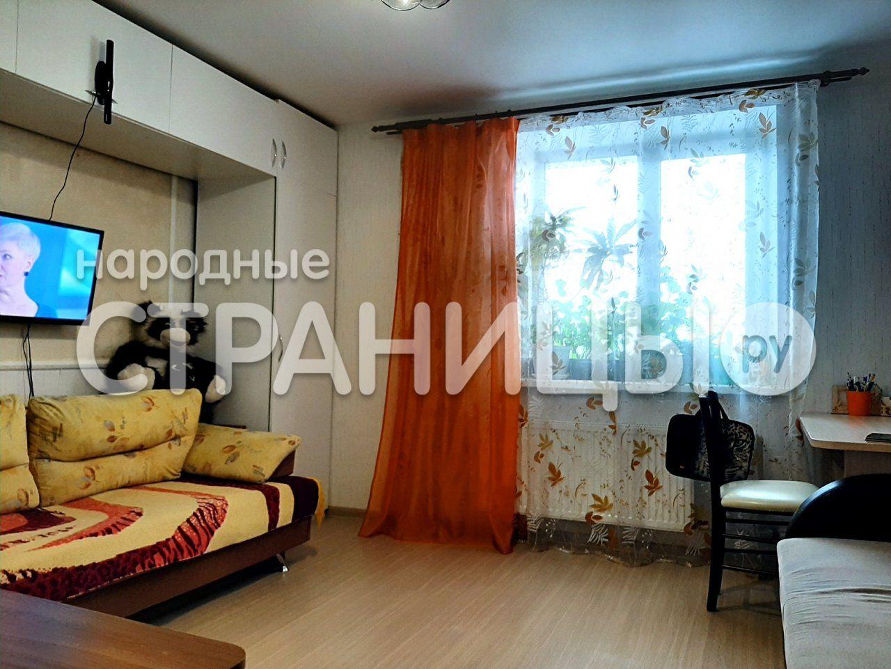 1-комнатная квартира, 30.0 м²,  9/10 эт. Кирпичный дом