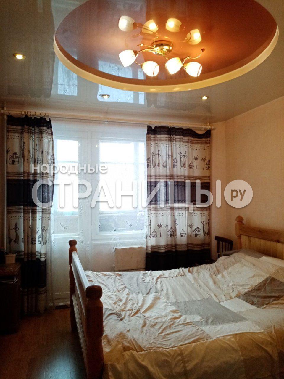 3-комнатная квартира, 68.0 м²,  6/10 эт. Панельный дом