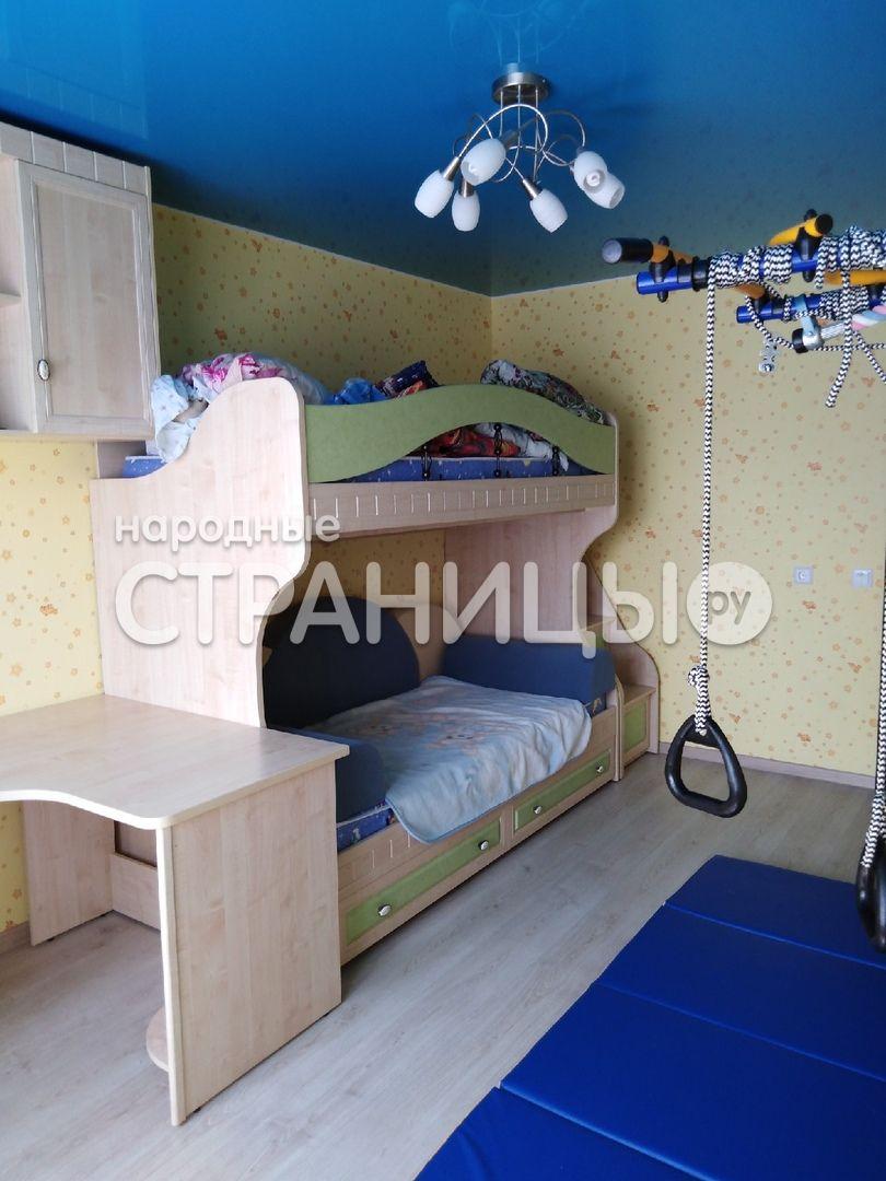 3-комнатная квартира, 61.2 м²,  2/5 эт. Панельный дом
