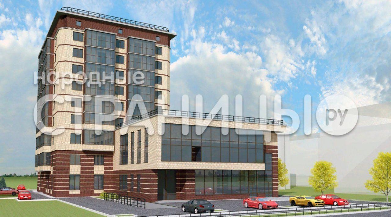 2-комнатная квартира, 57.0 м²,  6/9 эт. Кирпичный дом, Новостройка