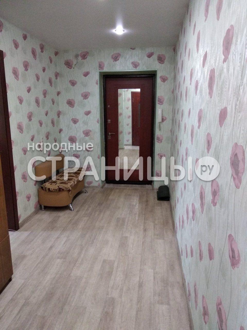 2-комнатная квартира, 53.0 м²,  3/6 эт. Кирпичный дом, Вторичное жилье