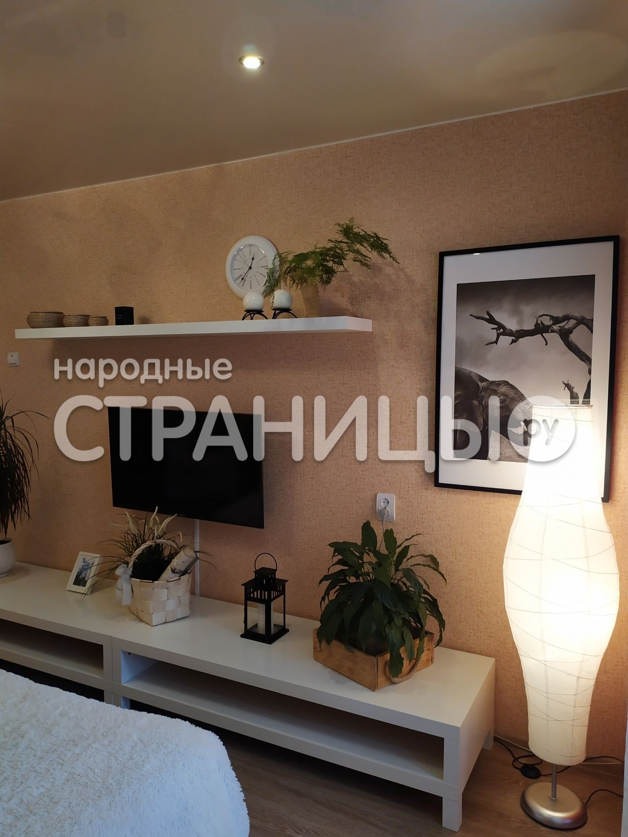 2-комнатная квартира, 52.0 м²,  3/9 эт. Панельный дом
