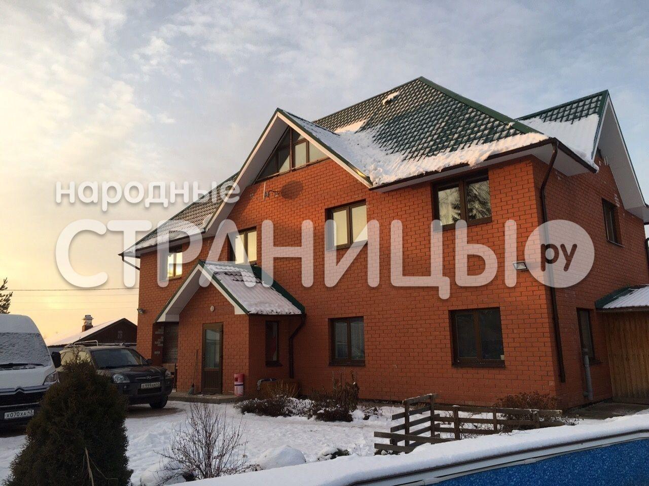 Дом 280.0 кв.м. 2 эт.  Кирпичный