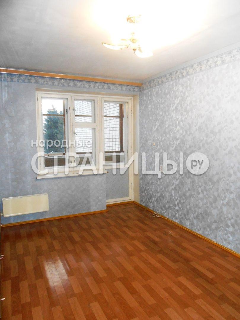1-комнатная квартира, 34.9 м²,  4/10 эт. Кирпичный дом