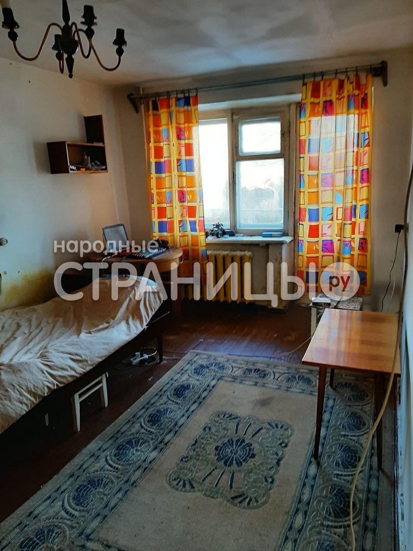 2-комнатная квартира, 42.6 м²,  4/5 эт. Кирпичный дом