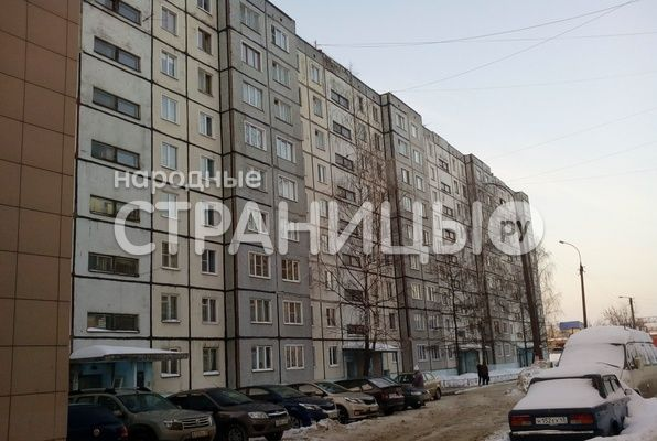 3-комнатная квартира, 61.9 м²,  2/10 эт. Панельный дом