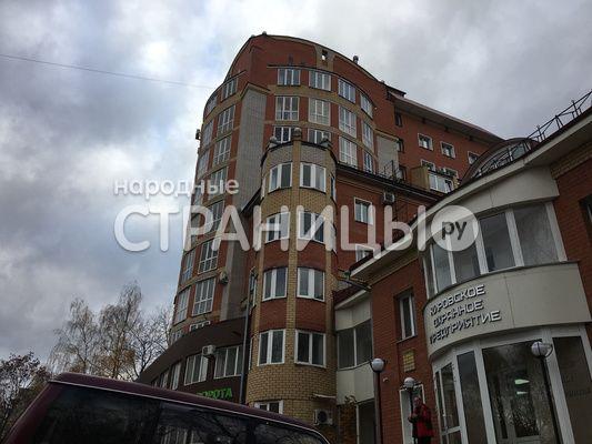 3-комнатная квартира, 98.9 м²,  10/10 эт. Кирпичный дом