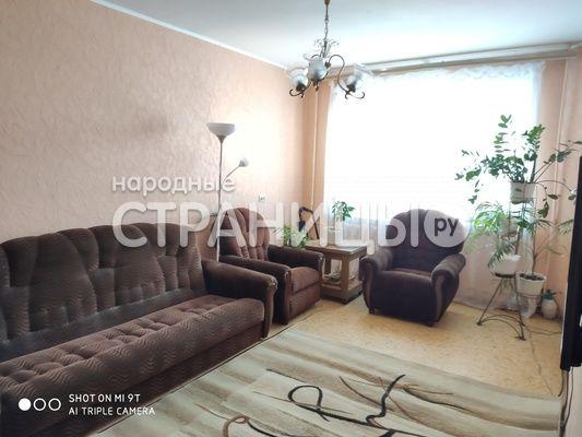 3-комнатная квартира, 62.5 м²,  8/9 эт. Панельный дом