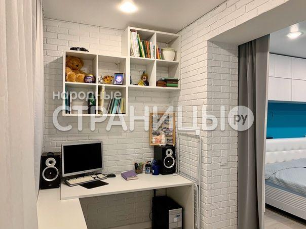 2-комнатная квартира, 56.4 м²,  11/11 эт. Кирпичный дом